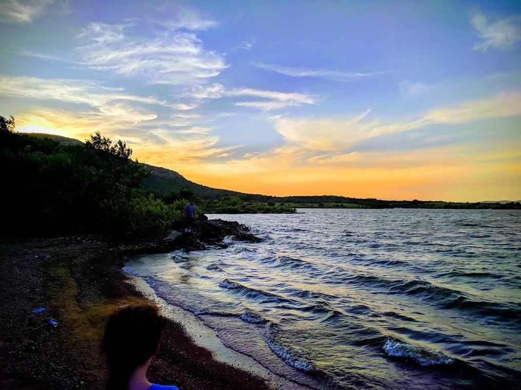 Beach Lake