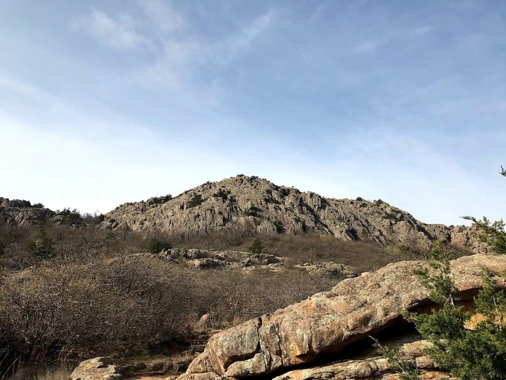 Mountains Oklahoma